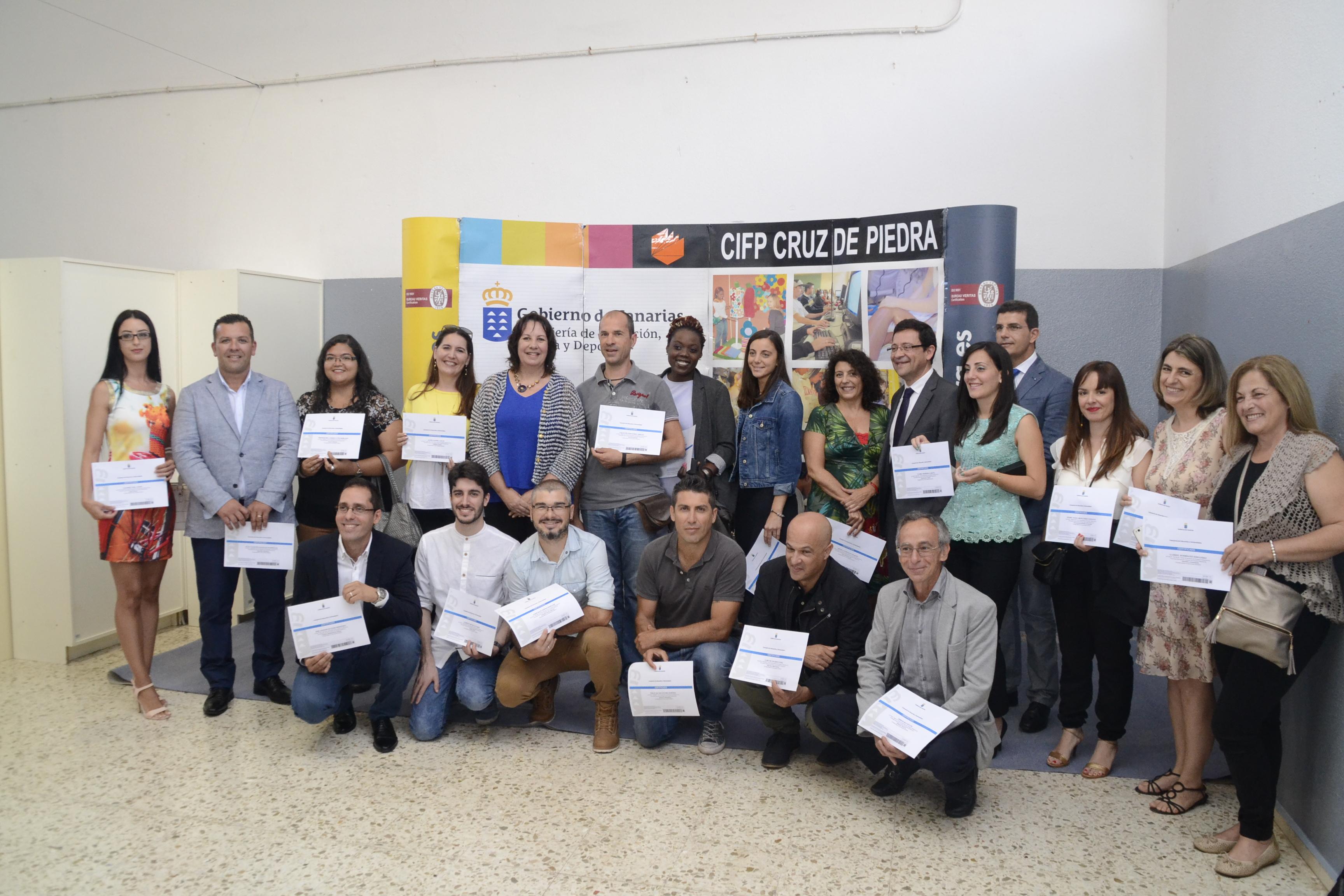 Los premios de Formación Profesional
