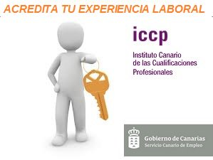 Convocatoria de acreditación de competencias profesionales: Atención Sociosanitaria