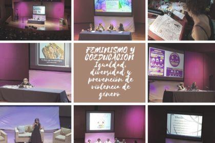 JORNADAS DE FEMINISMO Y COEDUCACIÓN