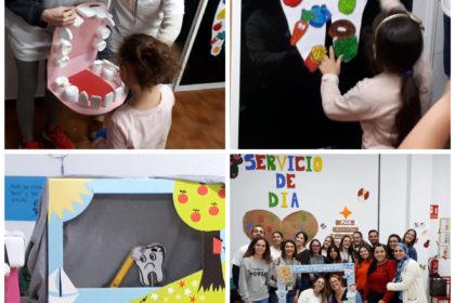 REALIZACIÓN DE TALLERES DE EDUCACIÓN PARA LA SALUD ORAL