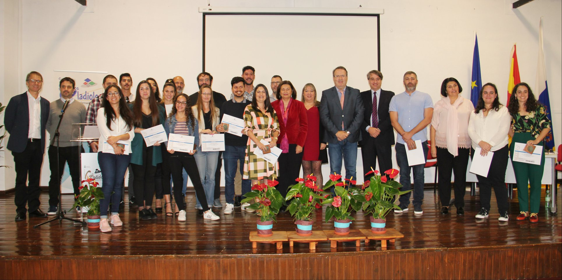 El Gobierno de Canarias reconoce a los mejores alumnos y alumnas de FP con 19 Premios Extraordinarios