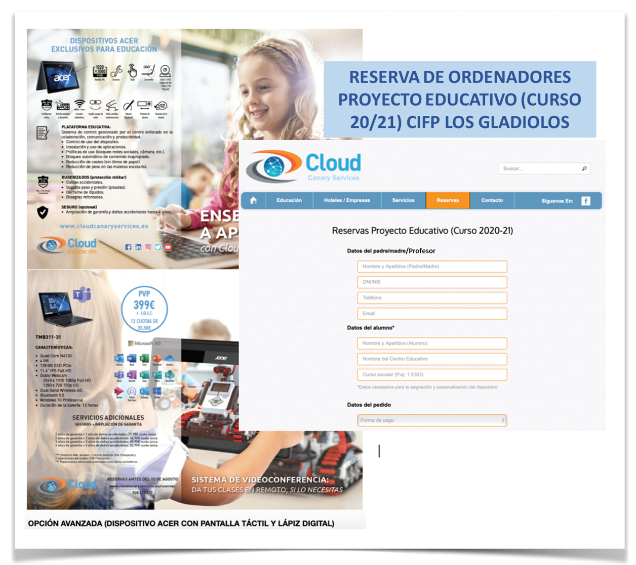 Proyecto Microsoft Office 365