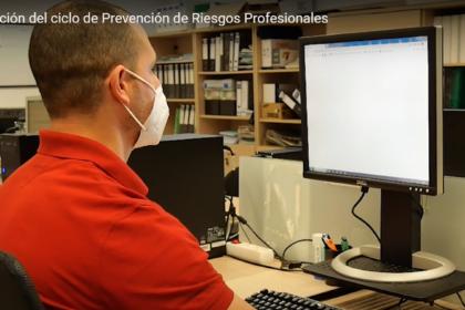 Vídeo de promoción del ciclo de Prevención de Riesgos Profesionales. Curso 2020/2021.
